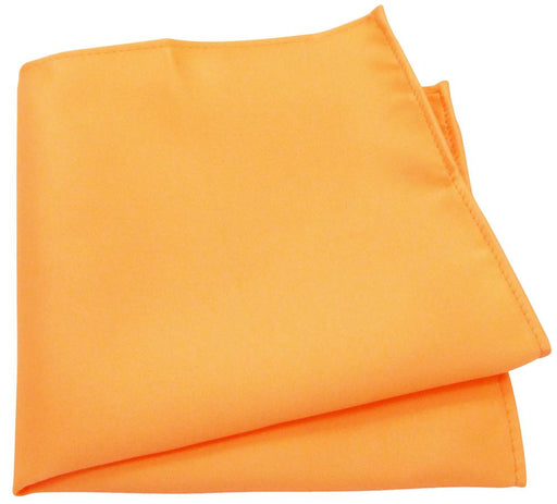 Dark Yellow Pocket Square - Wedding