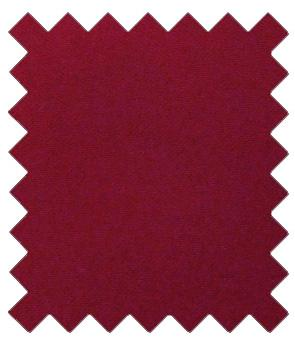 Deep Red Wedding Swatch - Wedding