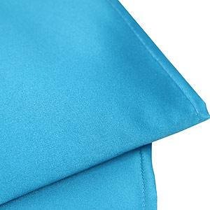 Deep Turquoise Pocket Square - Wedding