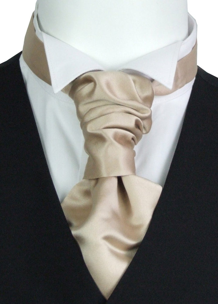 Dune Pre-Tied Boys Wedding Cravat - Childrenswear