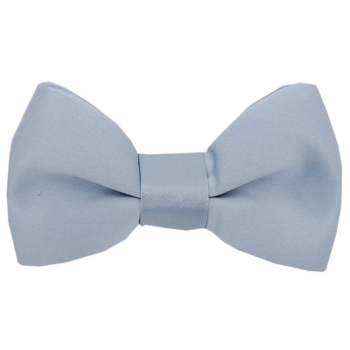 Dusty Blue Bow Ties - Wedding
