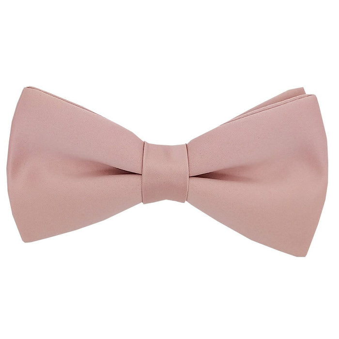 Dusty Rose Bow Tie - Wedding