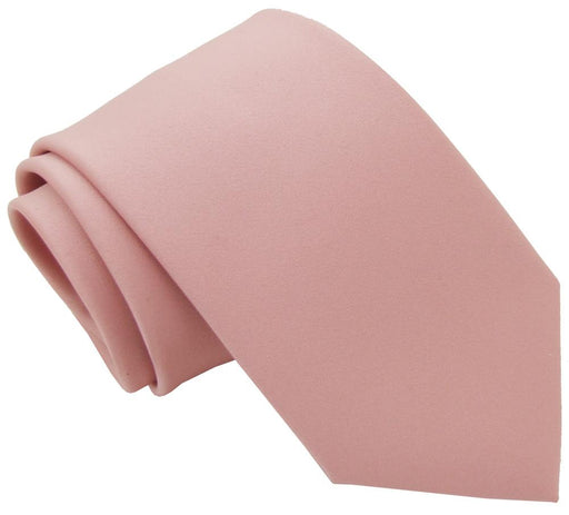 Dusty Rose Boys Tie - Childrenswear
