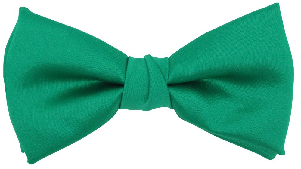 Emerald Bow Tie - Wedding