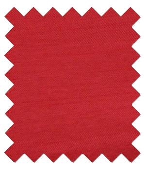 Flame Shantung Wedding Swatch - Wedding