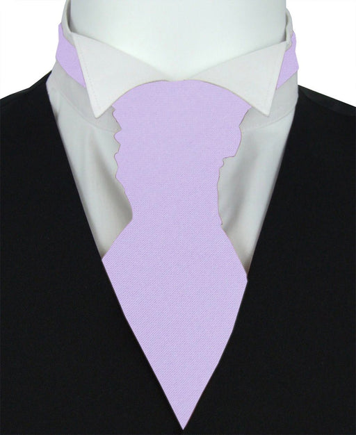 Freesia Boys Pre-Tied Wedding Cravat - Childrenswear