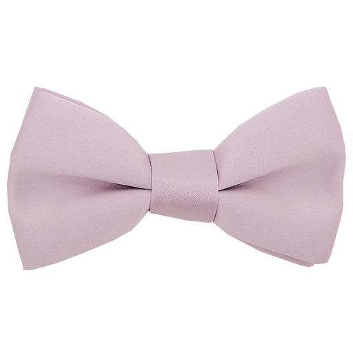 Frosted Fig Bow Ties - Childrenswear