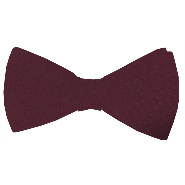 Garnet Bow Tie - Wedding