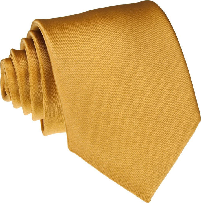 Golden Wedding Tie - Wedding