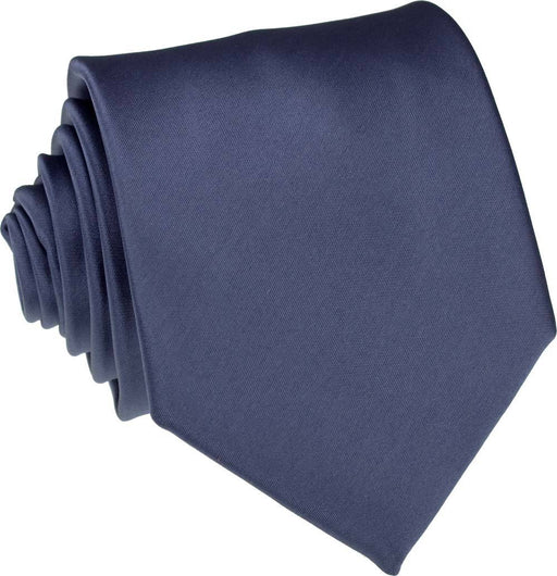 Gunmetal Wedding Tie - Wedding