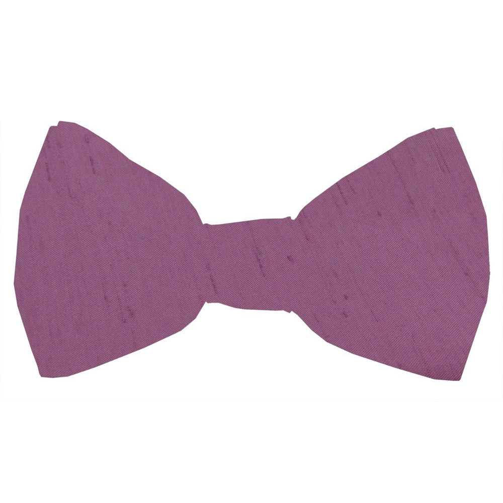 Heather Shantung Boys Bow Tie - Childrenswear