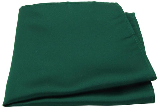 Hunter Green Pocket Square - Wedding
