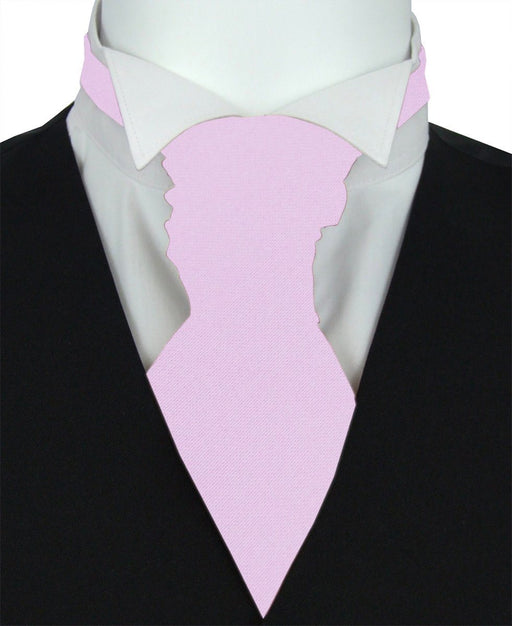 Hydrangea Boys Pre-Tied Wedding Cravat - Childrenswear