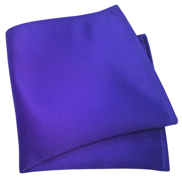 Indigo Pocket Square - Wedding