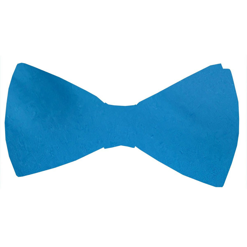 Lagoon Blue Bow Tie - Wedding