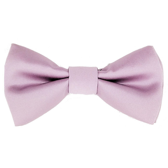 Lavender Frost Bow Ties - Wedding