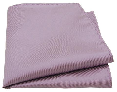 Lavender Twill Pocket Square - Wedding