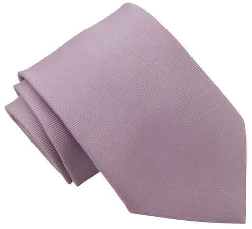 Lavender Twill Wedding Tie - Wedding