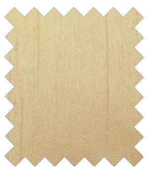 Lemon Shantung Wedding Swatch - Wedding