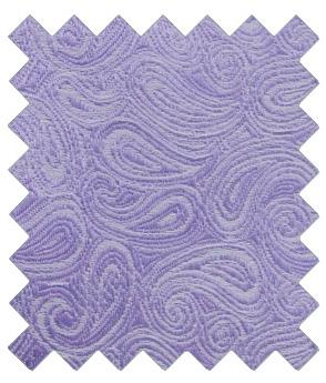 Lilac Paisley Wedding Swatch - Wedding