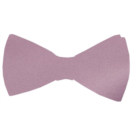 Lilac Rose Bow Tie - Wedding