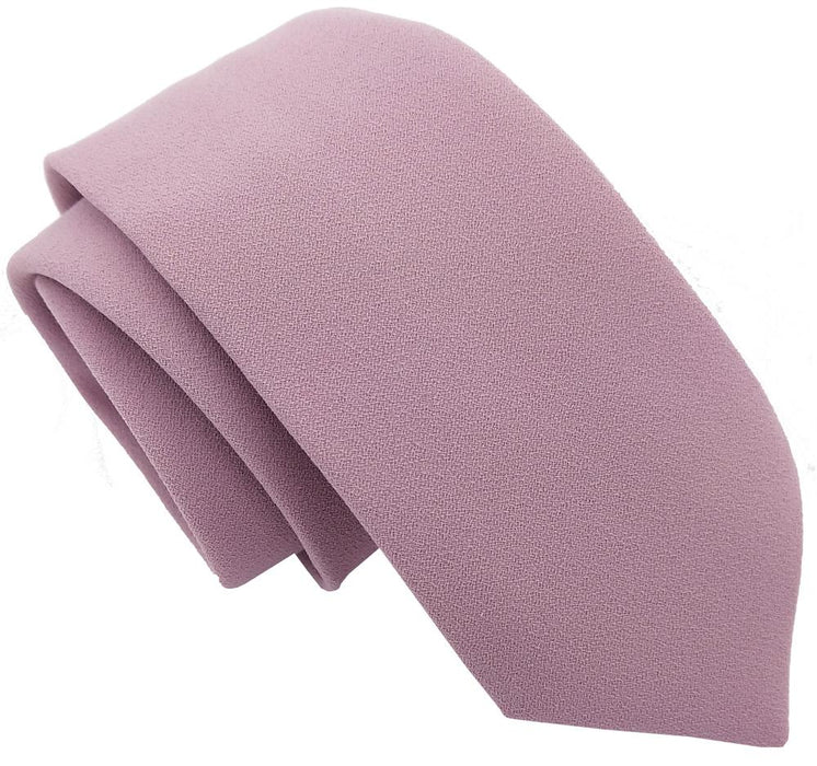 Lilac Rose Boys Tie - Childrenswear