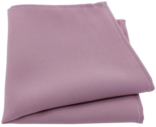 Lilac Rose Pocket Square - Wedding