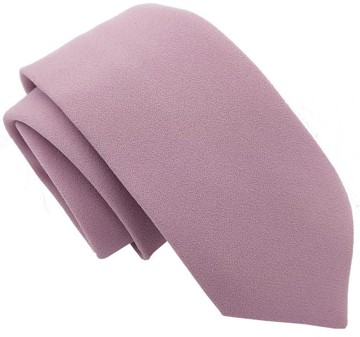 Lilac Rose Wedding Tie - Wedding