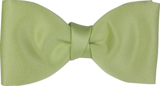 Lime Green Bow Tie - Wedding
