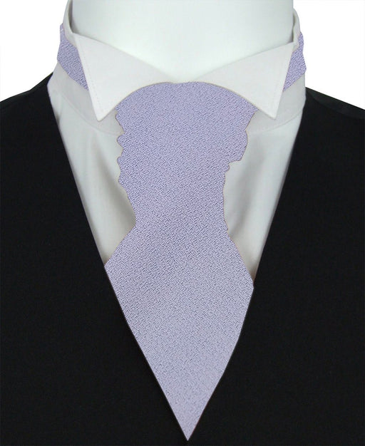 Lobelia Boys Pre-Tied Wedding Cravat - Childrenswear
