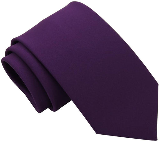 Lotus Purple Wedding Tie - Wedding