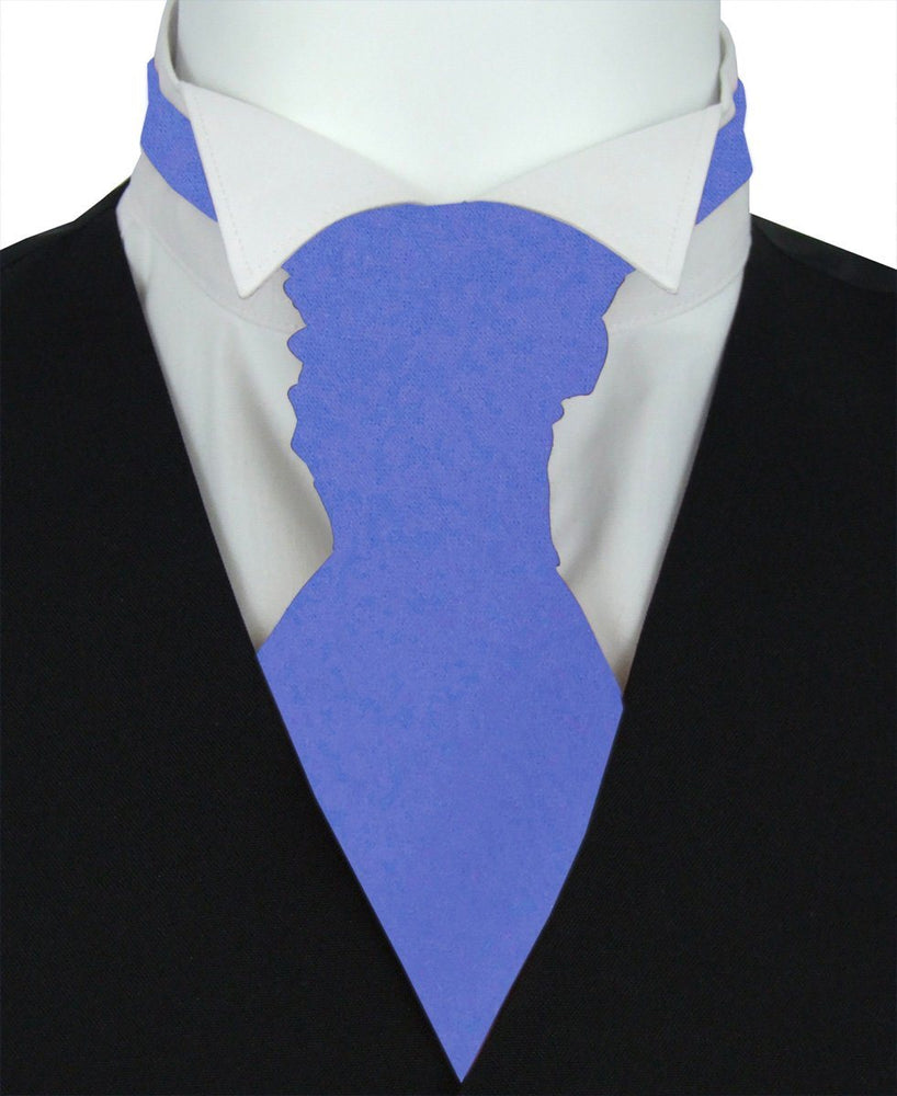 Lupin Boys Pre-Tied Wedding Cravat - Childrenswear