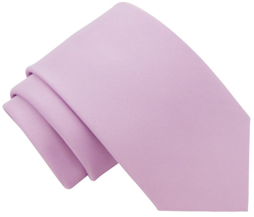 Mauve Boys Tie - Childrenswear