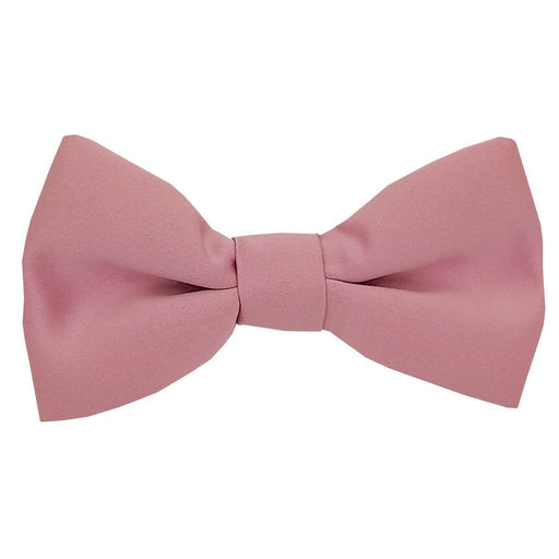 Mid Rose Bow Tie - Wedding