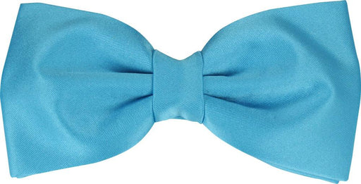 Mid Turquoise Bow Tie - Wedding