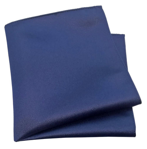 Midnight Pocket Square - Wedding