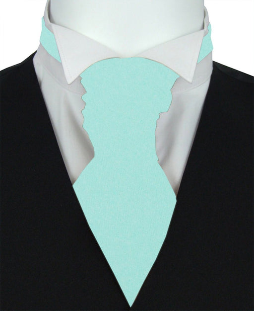 Mint Boys Wedding Cravat - Childrenswear
