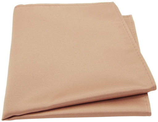 Mocha Pocket Square - Wedding