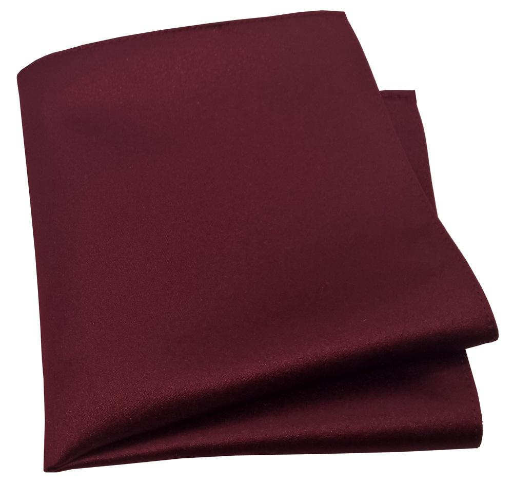 Mulberry Pocket Square - Wedding