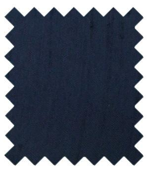 Navy Shantung Wedding Swatch - Wedding