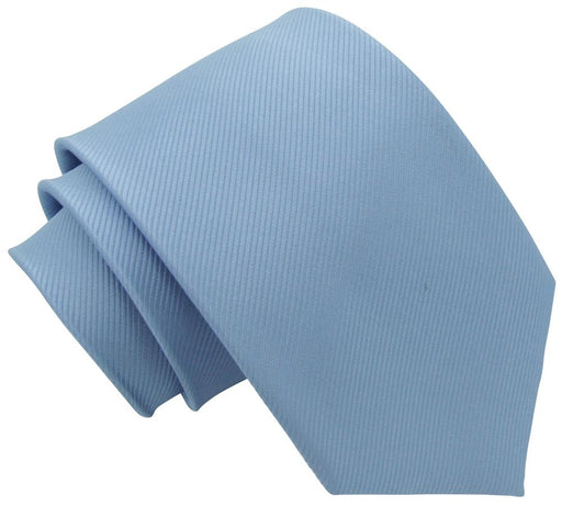 Newport Blue Silk Wedding Tie - Wedding
