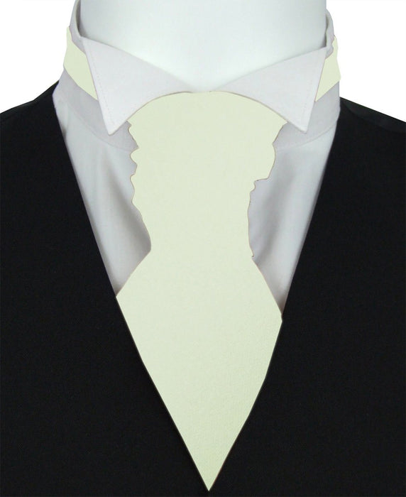 Pale Mint Pre-Tied Wedding Cravat - Wedding