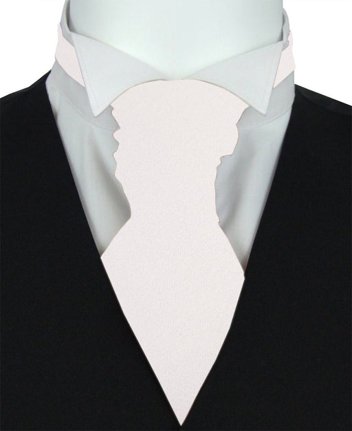 Pebble Pre-Tied Wedding Cravat - Wedding