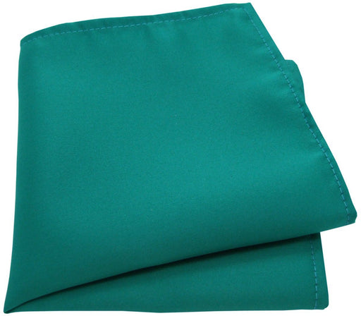 Persian Green Pocket Square - Wedding