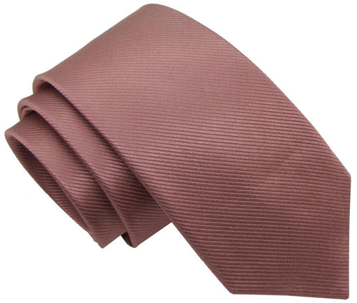 Persian Rose Silk Wedding Tie - Wedding