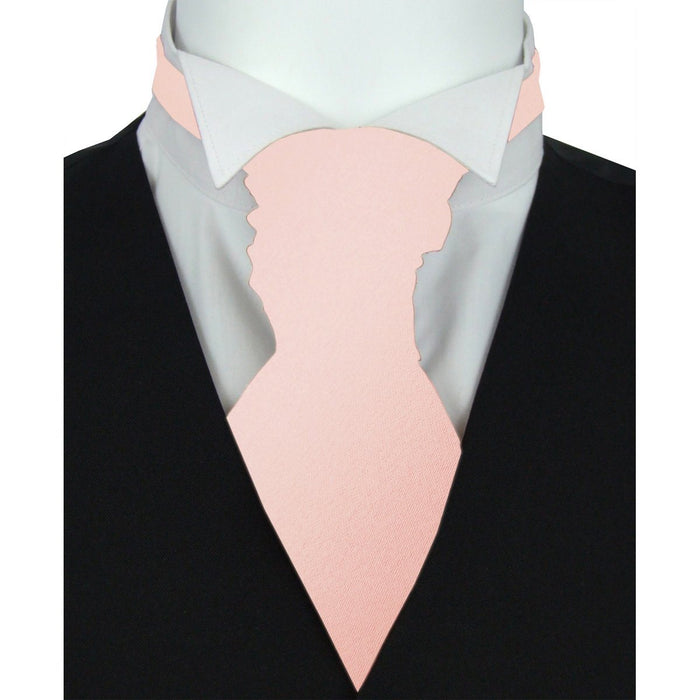 Petal Pre-Tied Wedding Cravat - Wedding