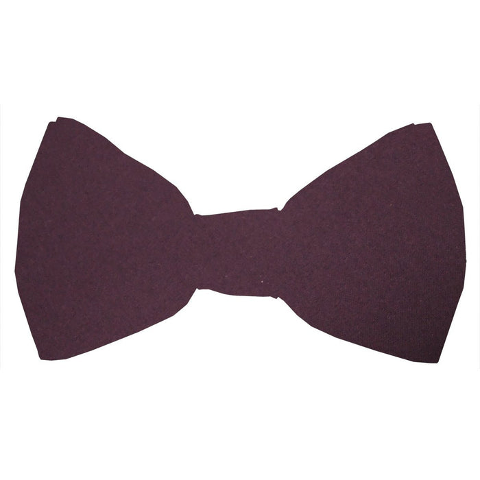 Plum Boys Bow Tie - Childrenswear