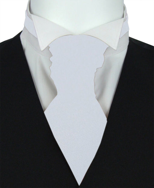 Polar Sky Boys Pre-Tied Wedding Cravat - Childrenswear