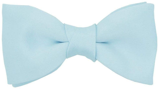 Powder Blue Bow Tie - Wedding