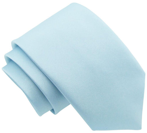 Powder Blue Wedding Tie - Wedding